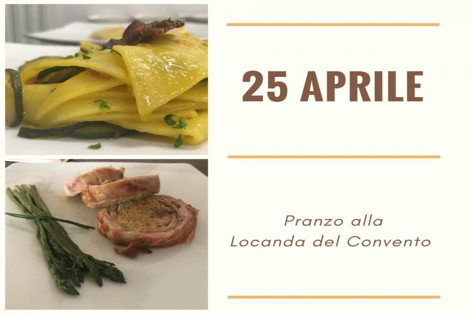 Pranzo del 25 Aprile
